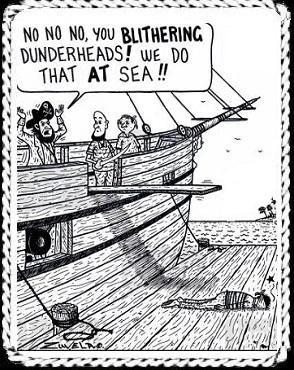 Pirate Jokes and Humor