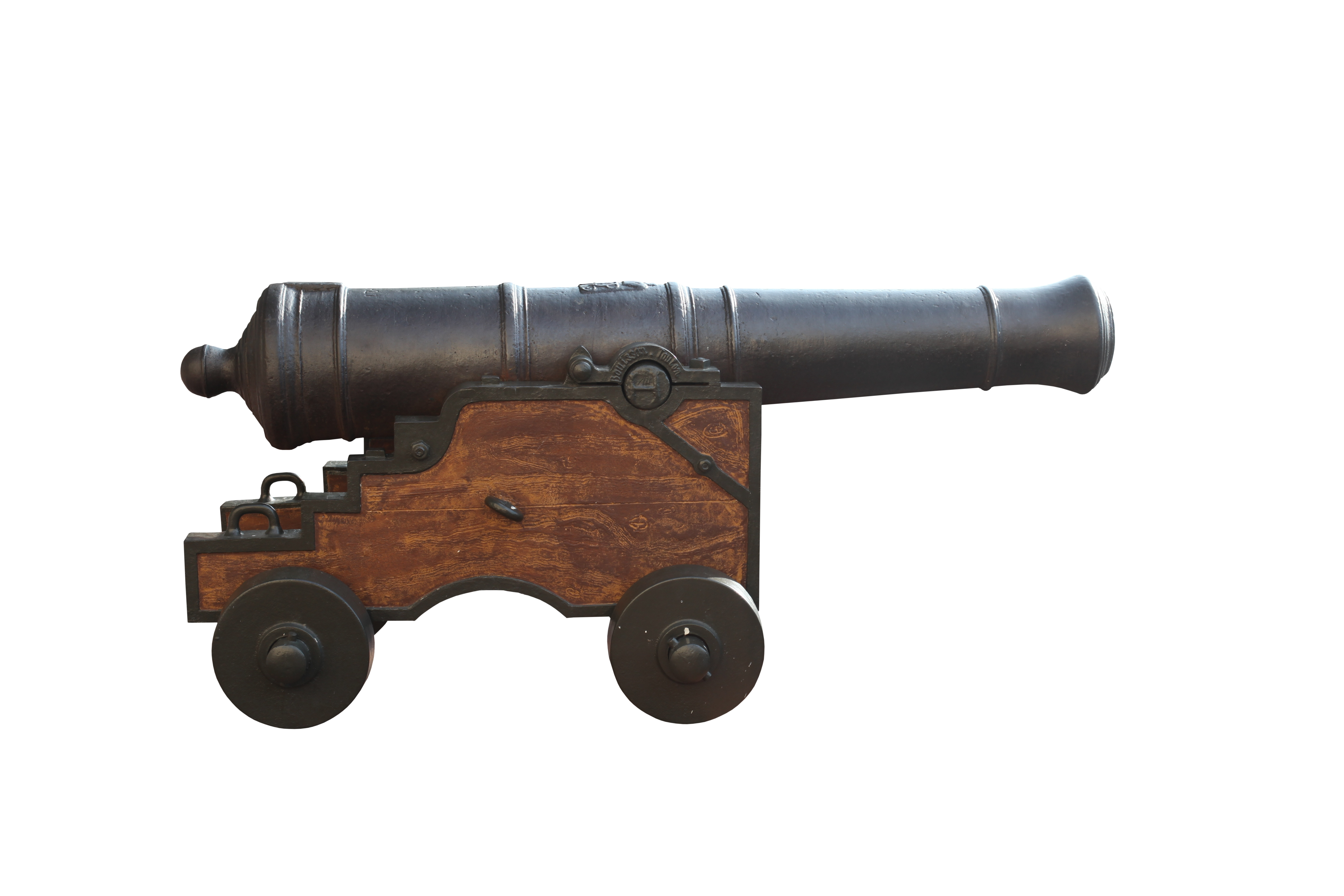 Pirate Weapons - Naval and pirate ships armament